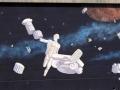 Galileo, Jupiter, Apollo (detail), 1984