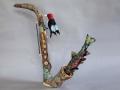 Woodpecker Sax